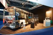 E-Citybus at the IAA 2013.